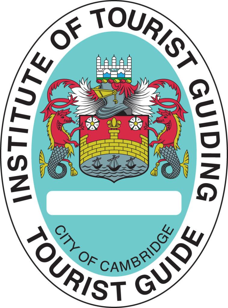 Institute of Tourist Guiding logo